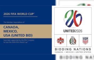México, EU y Canadá serán sede del mundial 2016