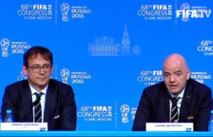 En Vivo: Conferencia de Prensa desde la FIFA
