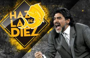 Diego Armando Maradona cambia Bielorrusia por Sinaloa